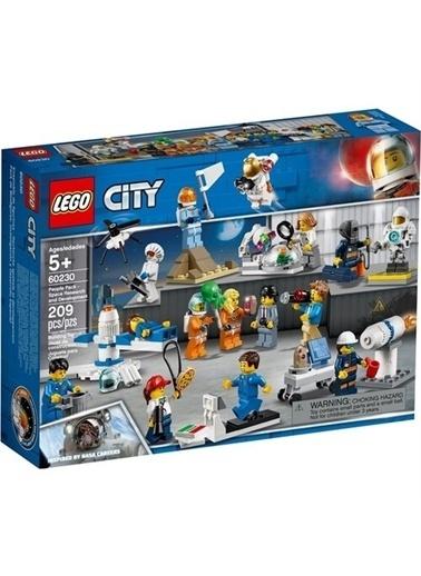 Lego Lego City 60230 Insan Şaketi - Uzay Araştırma Ve Geliştirme Renkli